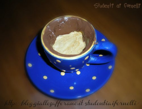 Una pausa golosa – Caffè alla Nutella