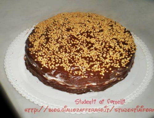 Torta Kinder | Ricetta super golosa