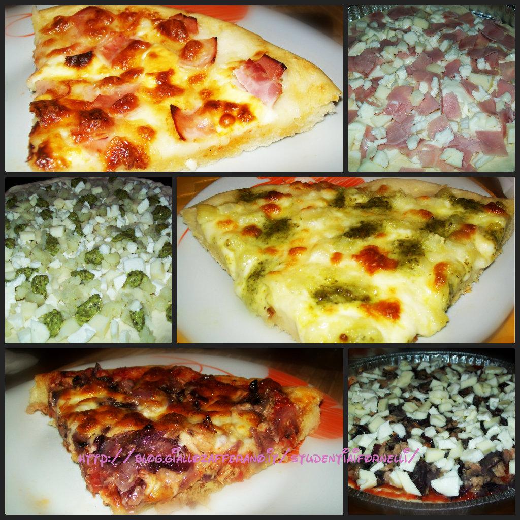 pizze speciali ricetta