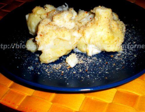 Cavolfiori gratinati al forno | Ricetta light