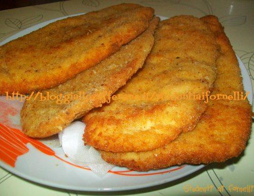 Cotolette di pollo doppia impanatura | Ricetta sfiziosa