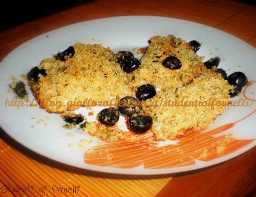 Filetti di pesce impanati | Ricetta mare
