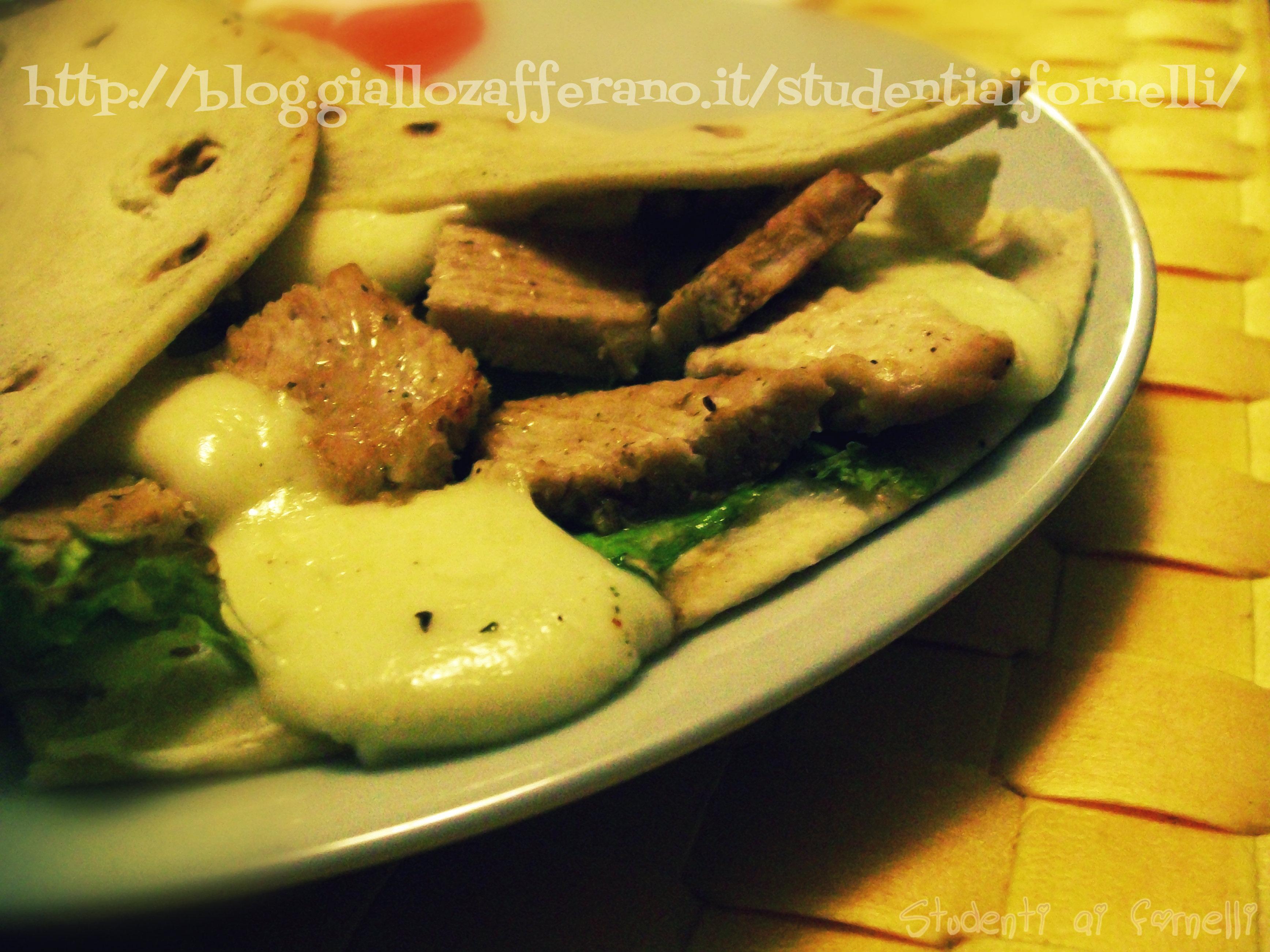 piadina con petto di pollo ricetta sfiziosa