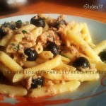 Pasta con tonno e olive nere | Ricetta semplice e ..