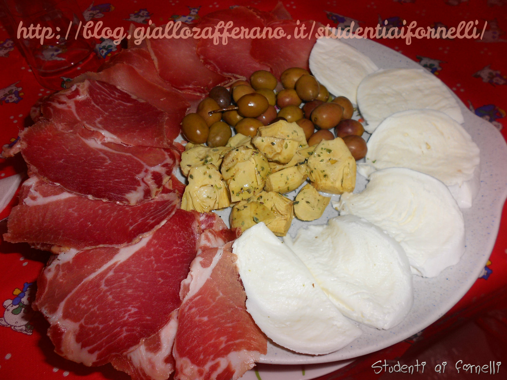 antipasto all'italiana ricetta antipasto sfizioso