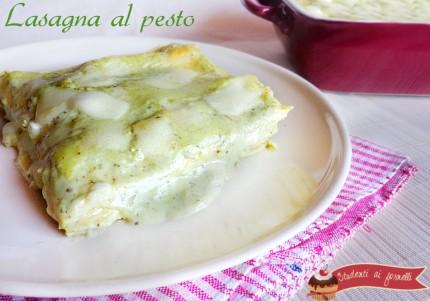 lasagna al pesto ricetta lasagna gustosa vegetariana