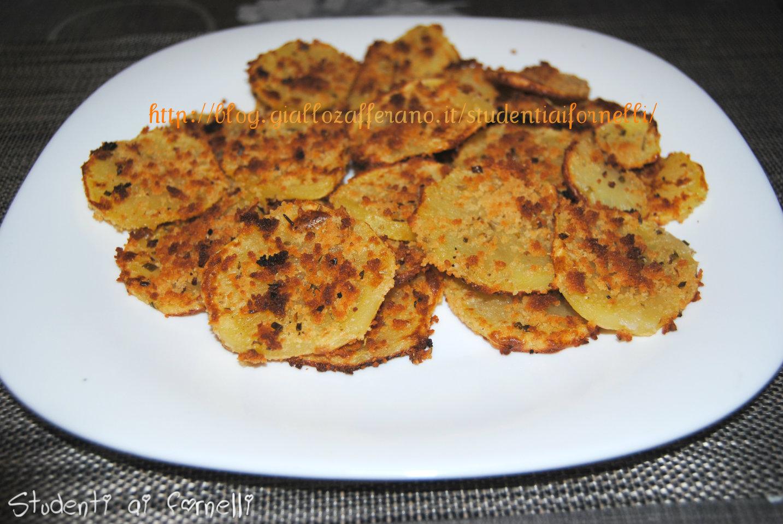 Patate sabbiose al forno ricetta contorno veloce cena for Ricette veloci per cena