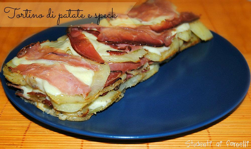 tortino di patate e speck ricetta con patate gustosa 2