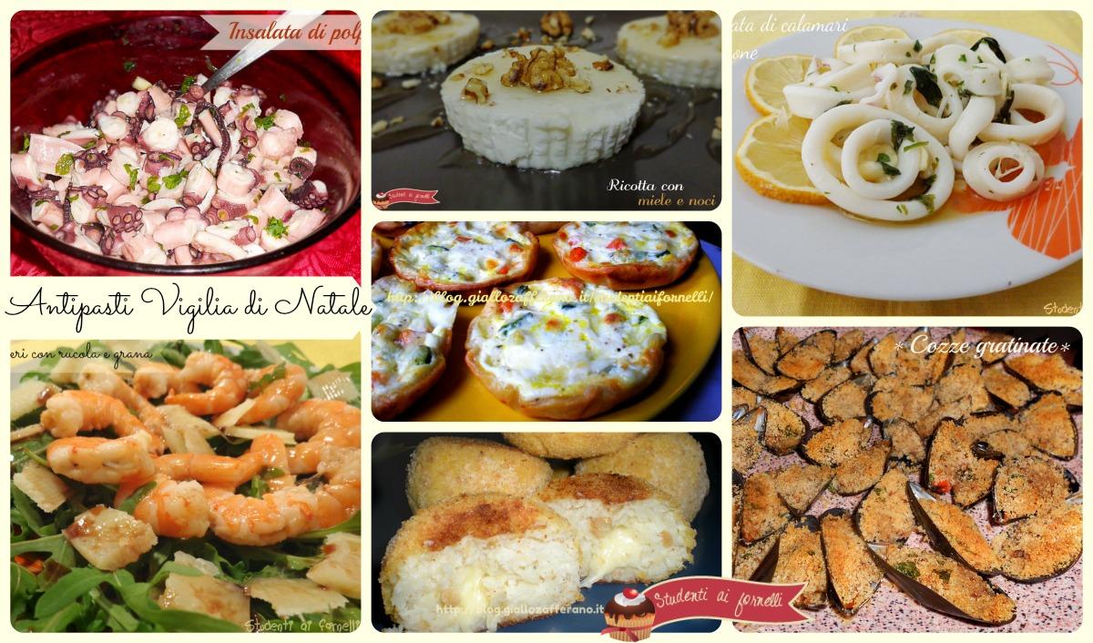 Idee antipasti vigilia di natale 2013 ricette antipasti for Ricette di cucina antipasti