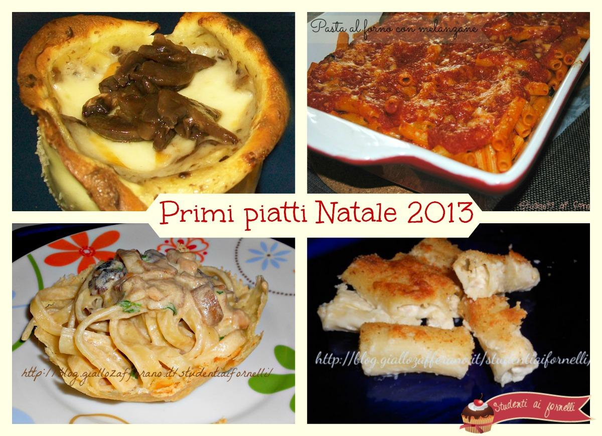 Idee primi piatti natale ricette semplici e gustose per for Ricette per primi piatti