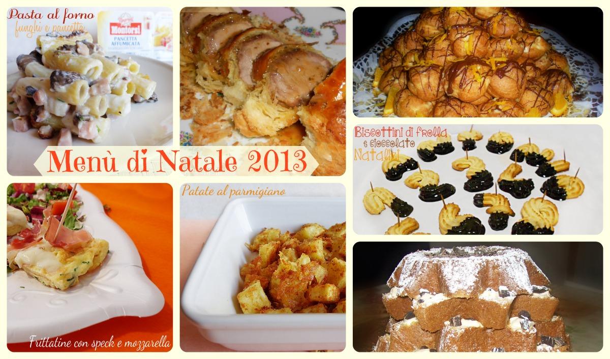 Idee menu di natale 2013 ricette semplici e gustose natale - Idee per natale ...