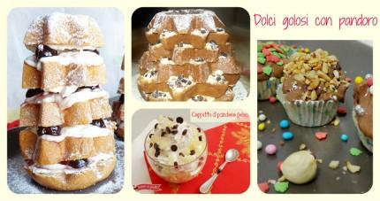 dolci con pandoro ricette veloci e golose con avanzi di pandoro