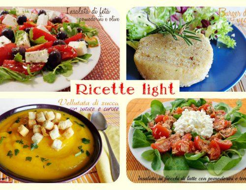 Ricette light dieta dopo Natale
