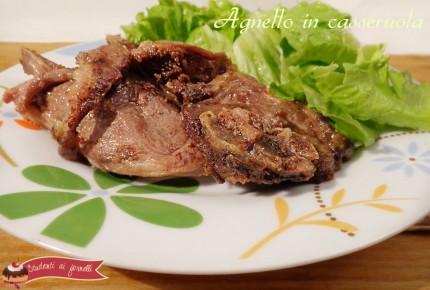 menu di pasqua agnello in casseruola ricetta agnello tenero in pentola per pasqua