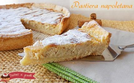 menu di pasqua pastiera napoletana ricetta dolce tipico di pasqua