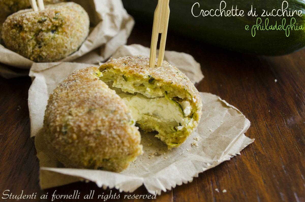 Ricette semplici vegetariane con zucchine ricette for Ricette italiane veloci