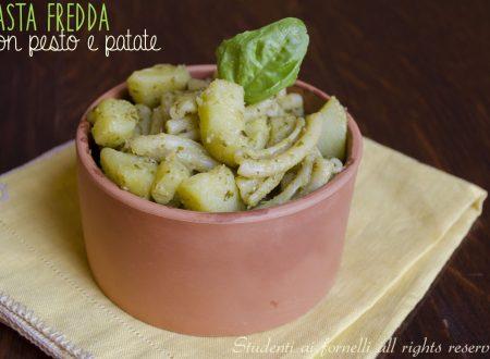 Pasta fredda patate e pesto