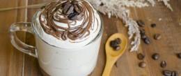 Crema fredda caffe' e Nutella