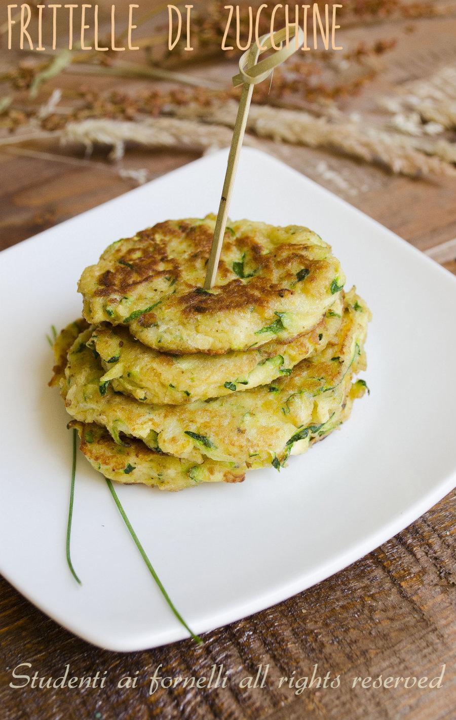 Ricetta facile e veloce di zucchine