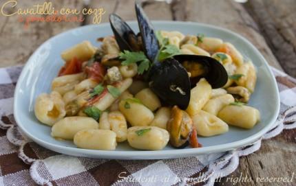 Primi di pesce vigilia di natale facili e gustosi ricette for Ricette pesce facili