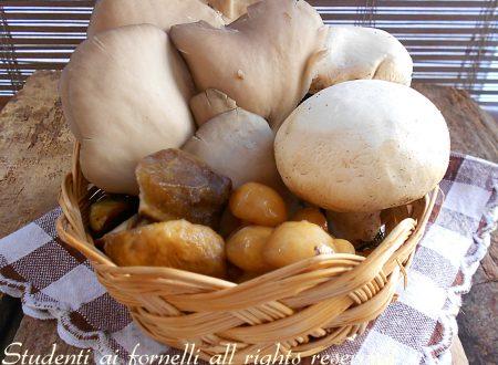 Funghi – proprietà, benefici e come conservarli