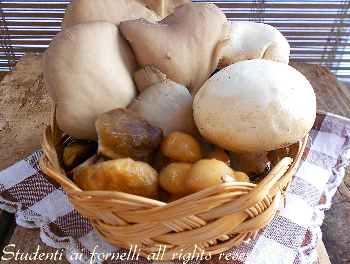 Funghi - proprietà, benefici e come conservarli
