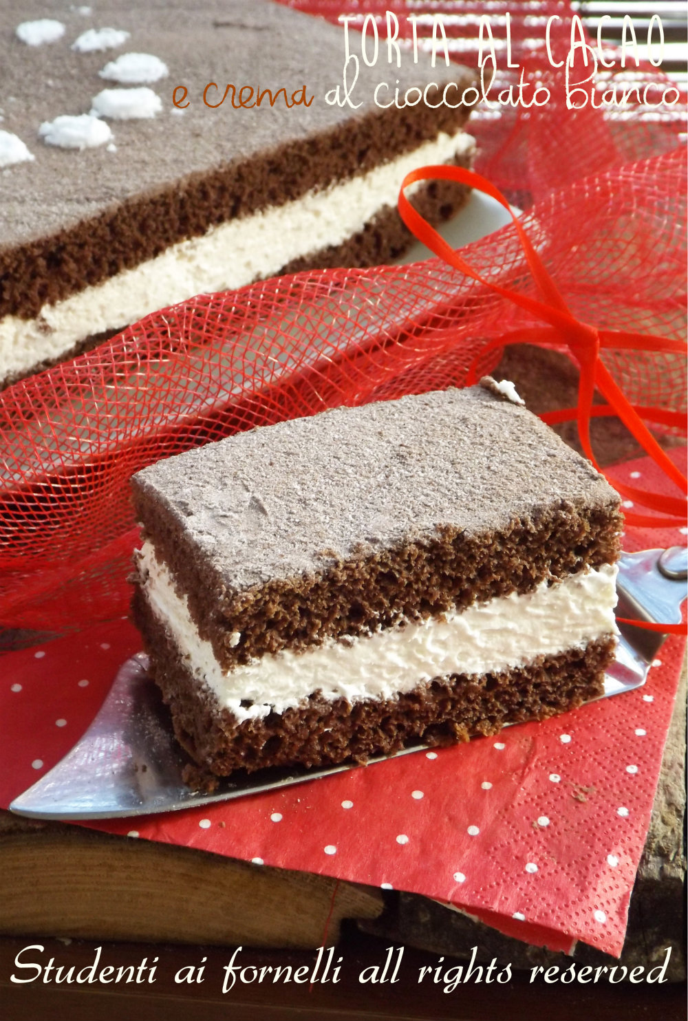 Ricette di dolci al cioccolato e panna