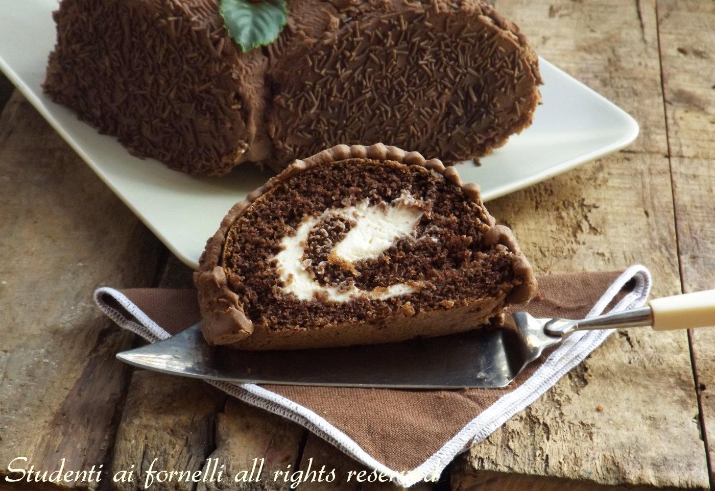 Ricetta dolce al cioccolato e mascarpone