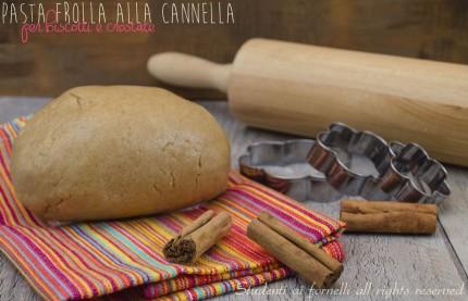 pasta frolla alla cannella per biscotti e crostate biscotti alla cannella di natale ricetta
