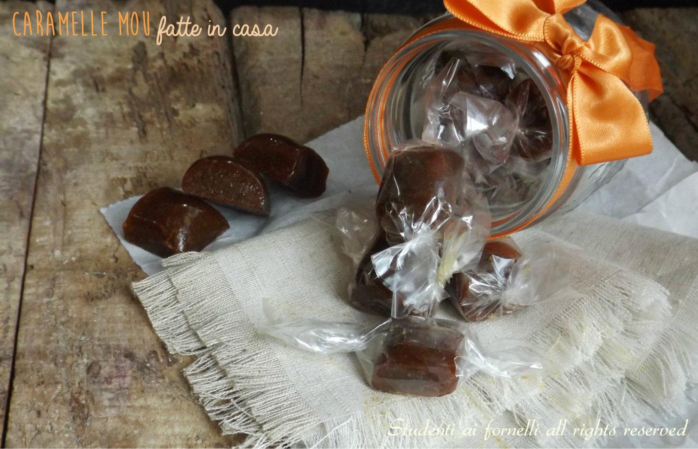 caramelle mou fatte in casa ricetta caramelle per la befana