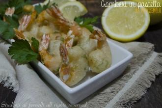 gamberi in pastella al prezzemolo ricetta frittelle gustose per antipasto finger food
