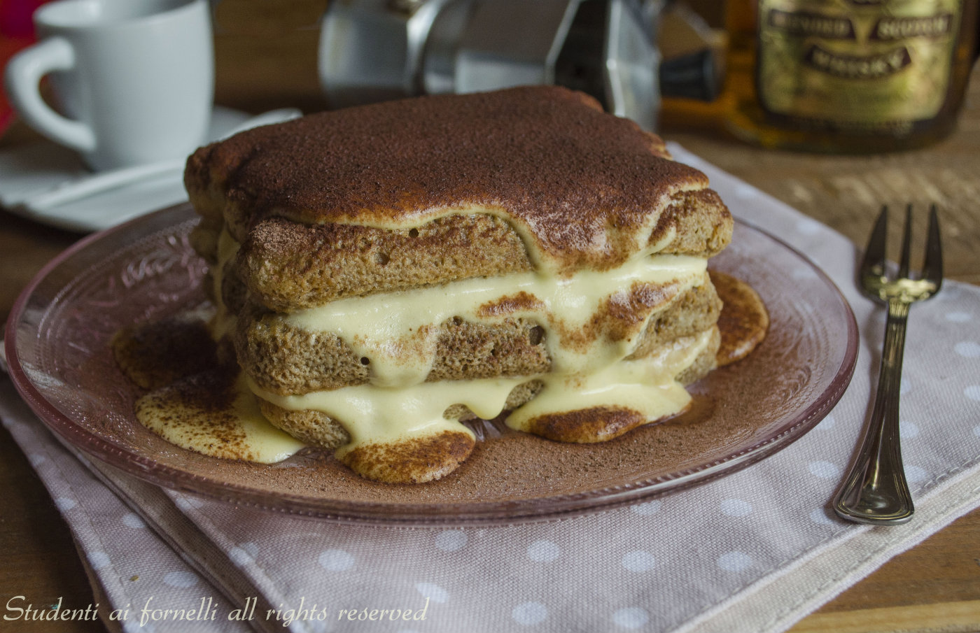 Ricetta Tiramisu Al Caffe E Panna.Tiramisu Classico Caffe E Mascarpone Ricetta