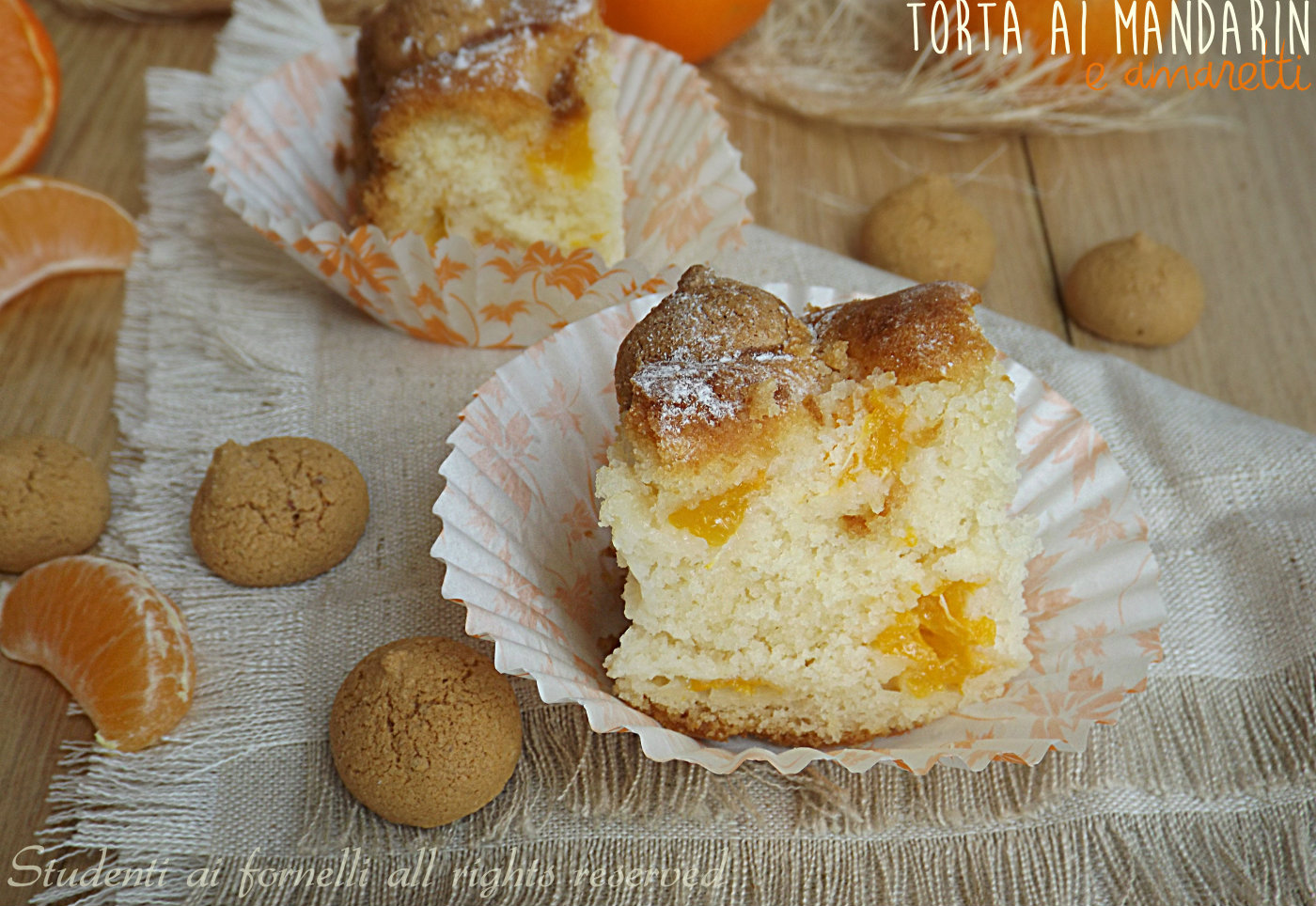 torta ai mandarini e-amaretti-morbida-ricetta-torta-golosa