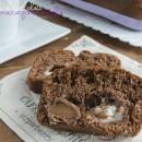 Plumcake al cioccolato nutella e mascarpone