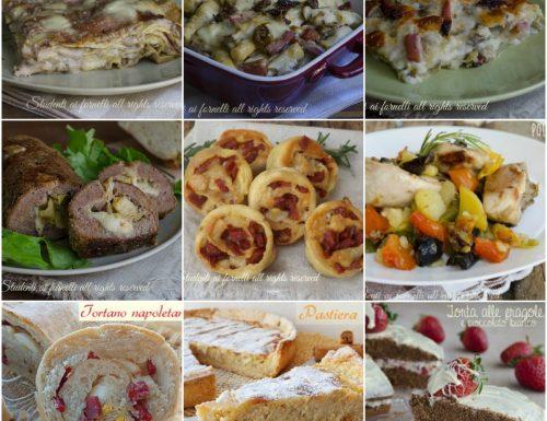 Menù di Pasqua 2016 ricette facili e gustose