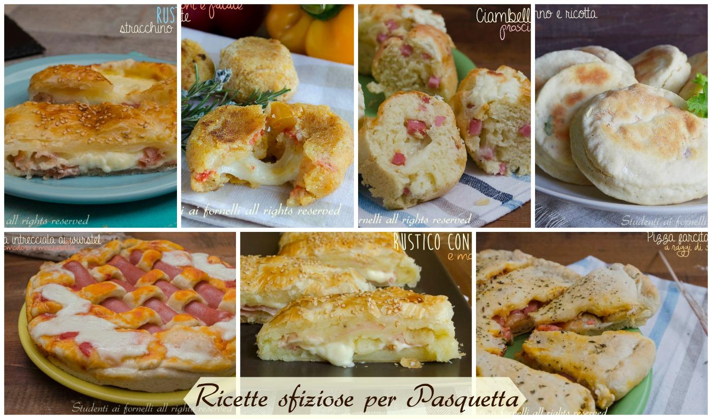 Ricette veloci per pasquetta torte salate e rustici for Ricette torte salate