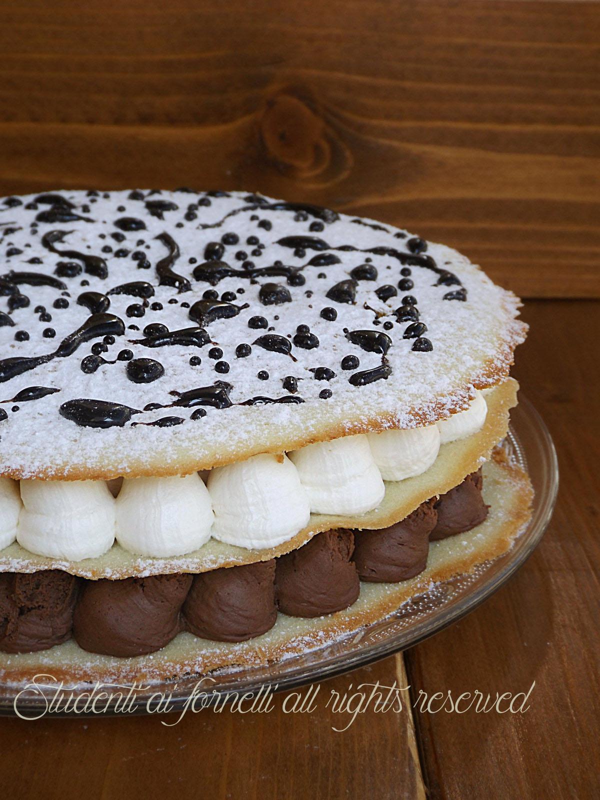 Ricetta per una torta estiva