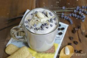 Crema caffè veloce con panna liquida