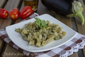 Melanzane all'insalata saporite