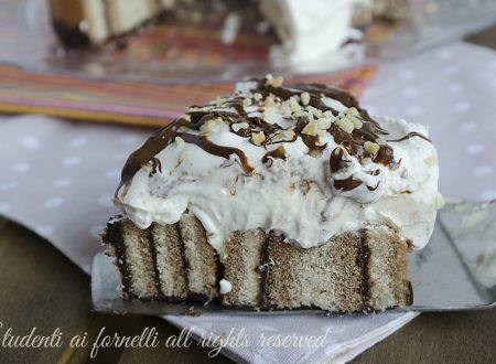 Torta gelato girella