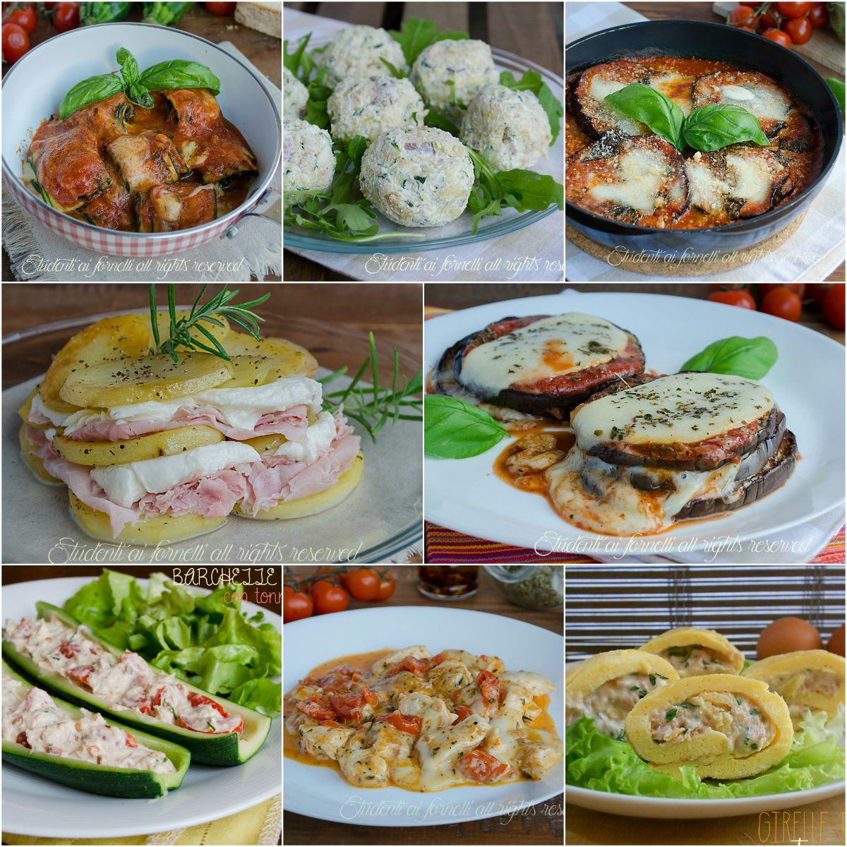 Secondi piatti estivi ricette facili e veloci for Ricette di cucina italiana facili