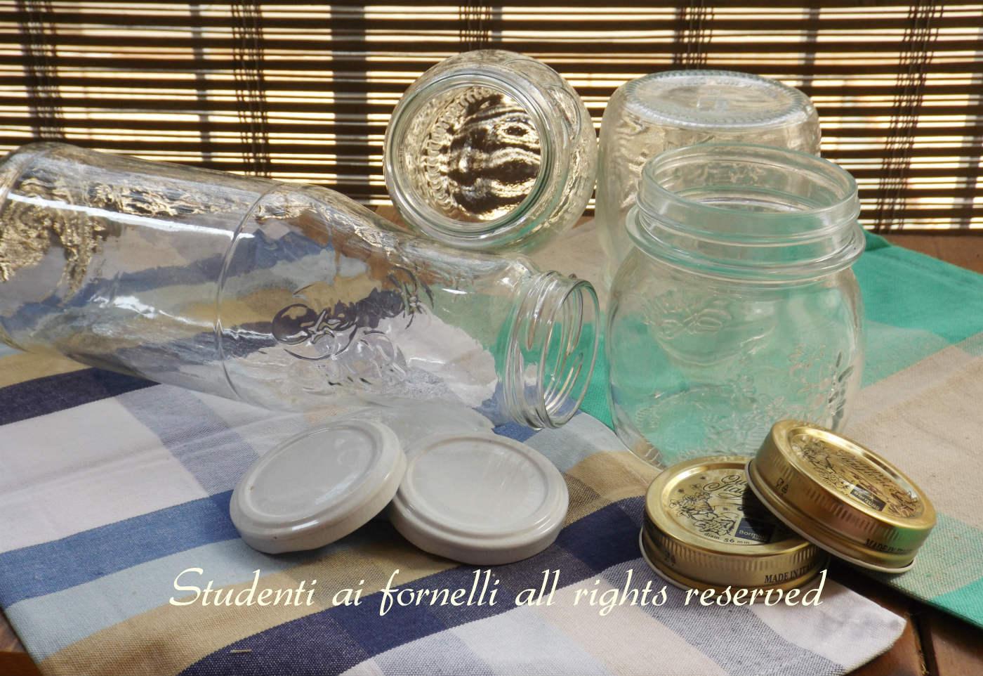 Come Sterilizzare Vasetti Per Conserve come sterilizzare i vasetti barattoli e bottiglie per le