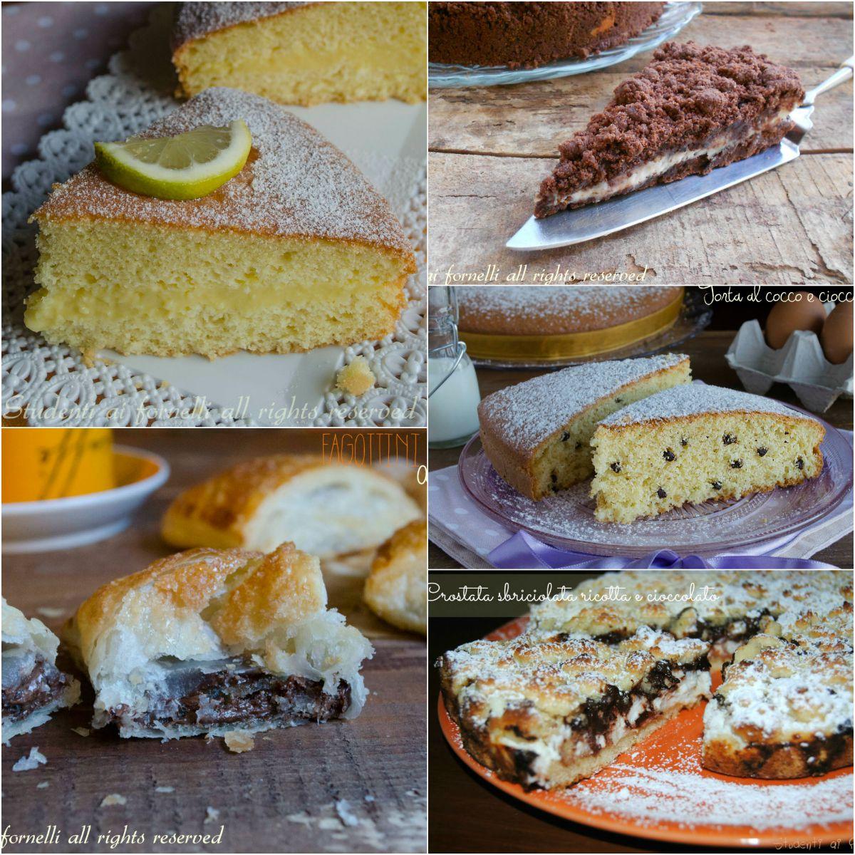 Ricette dolci per ferragosto facili e golose for Ricette facili dolci