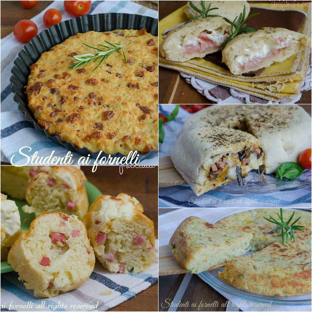 Ricette veloci per Ferragosto facili e sfiziose salate