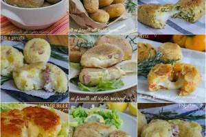 Ricette crocchette e polpette con patate sfiziose
