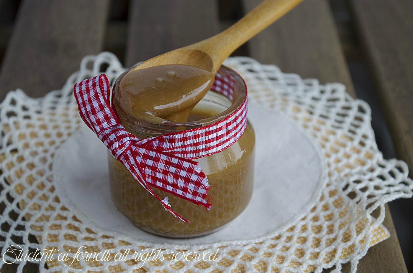caramello mou fatto in casa facile e veloce goloso per dolci ricetta