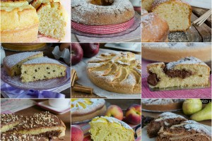 Ciambelle e torte per colazione e merenda