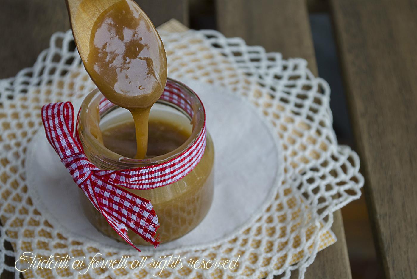 ricetta caramello mou fatto in casa facile e veloce goloso per dolci ricetta