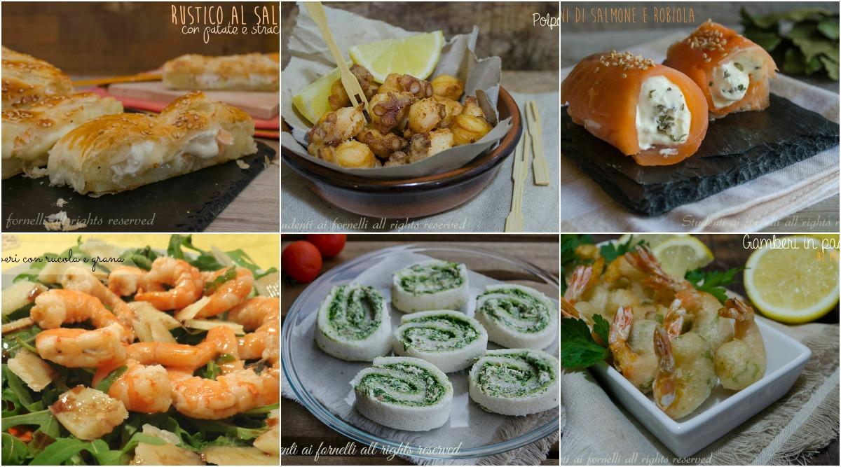 Ricette Antipasti Con Pesce - Cucchiaio d'Argento
