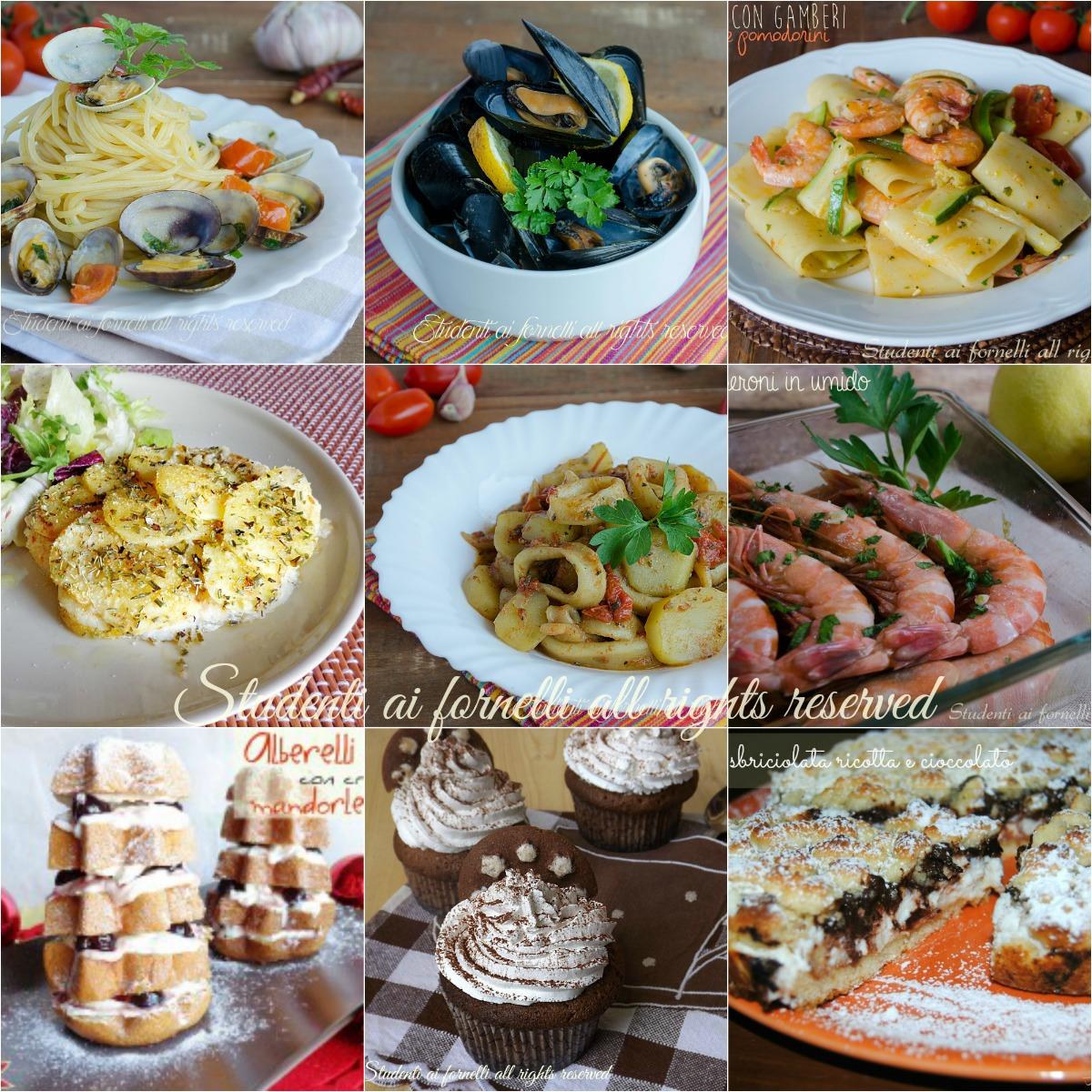 men vigilia di natale 2015 a base di pesce ricette